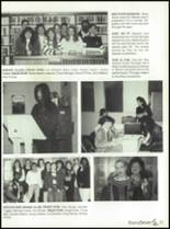 1993 Hooks High School Yearbook Page 54 & 55