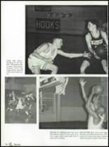 1993 Hooks High School Yearbook Page 78 & 79