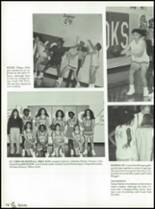 1993 Hooks High School Yearbook Page 82 & 83