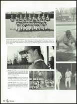 1993 Hooks High School Yearbook Page 86 & 87