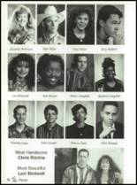 1993 Hooks High School Yearbook Page 100 & 101