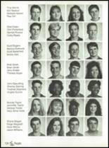 1993 Hooks High School Yearbook Page 108 & 109