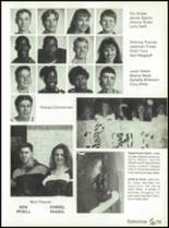 1993 Hooks High School Yearbook Page 112 & 113