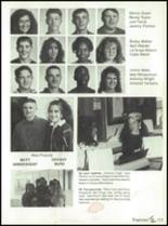 1993 Hooks High School Yearbook Page 116 & 117
