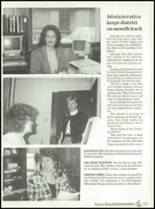 1993 Hooks High School Yearbook Page 120 & 121