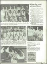 1993 Hooks High School Yearbook Page 134 & 135