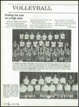 1993 Hooks High School Yearbook Page 136 & 137
