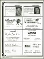 1993 Hooks High School Yearbook Page 162 & 163