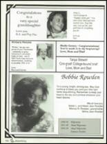 1993 Hooks High School Yearbook Page 166 & 167