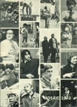 1972 Yearbook Wingate High School