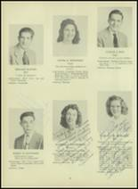1947 Milford High School Yearbook Page 22 & 23
