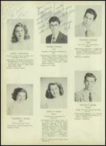 1947 Milford High School Yearbook Page 38 & 39