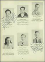 1947 Milford High School Yearbook Page 42 & 43