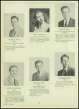 1947 Milford High School Yearbook Page 46 & 47