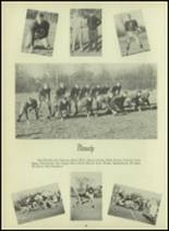1947 Milford High School Yearbook Page 84 & 85