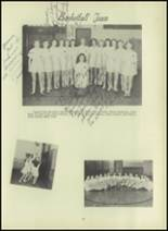 1947 Milford High School Yearbook Page 90 & 91