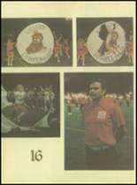1978 Struthers High School Yearbook Page 20 & 21