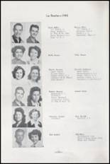 1945 Albuquerque High School Yearbook Page 22 & 23