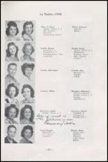 1945 Albuquerque High School Yearbook Page 28 & 29
