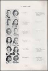 1945 Albuquerque High School Yearbook Page 34 & 35