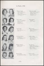 1945 Albuquerque High School Yearbook Page 40 & 41