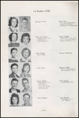 1945 Albuquerque High School Yearbook Page 52 & 53