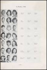 1945 Albuquerque High School Yearbook Page 56 & 57