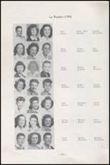 1945 Albuquerque High School Yearbook Page 58 & 59