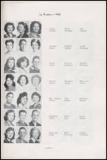 1945 Albuquerque High School Yearbook Page 60 & 61