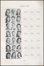 1945 Albuquerque High School Yearbook Page 62 & 63