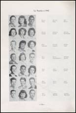 1945 Albuquerque High School Yearbook Page 64 & 65