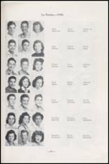 1945 Albuquerque High School Yearbook Page 66 & 67
