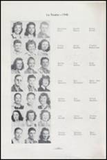 1945 Albuquerque High School Yearbook Page 68 & 69