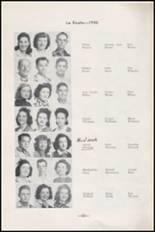 1945 Albuquerque High School Yearbook Page 70 & 71