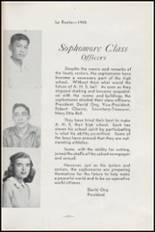 1945 Albuquerque High School Yearbook Page 72 & 73