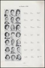 1945 Albuquerque High School Yearbook Page 74 & 75
