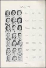 1945 Albuquerque High School Yearbook Page 76 & 77