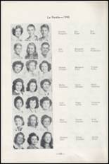 1945 Albuquerque High School Yearbook Page 78 & 79