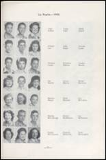 1945 Albuquerque High School Yearbook Page 80 & 81