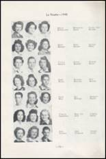 1945 Albuquerque High School Yearbook Page 82 & 83