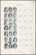1945 Albuquerque High School Yearbook Page 84 & 85