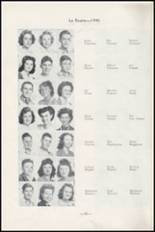 1945 Albuquerque High School Yearbook Page 86 & 87