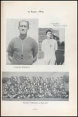 1945 Albuquerque High School Yearbook Page 90 & 91