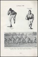 1945 Albuquerque High School Yearbook Page 92 & 93