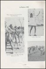 1945 Albuquerque High School Yearbook Page 106 & 107