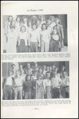 1945 Albuquerque High School Yearbook Page 116 & 117