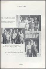 1945 Albuquerque High School Yearbook Page 118 & 119