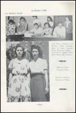 1945 Albuquerque High School Yearbook Page 120 & 121