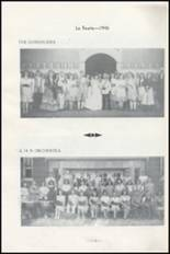 1945 Albuquerque High School Yearbook Page 124 & 125