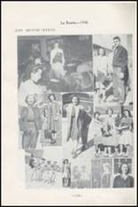 1945 Albuquerque High School Yearbook Page 132 & 133